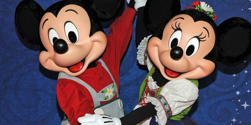 Mickey Mouse & Minnie Mouse - Foto: Ursula Düren