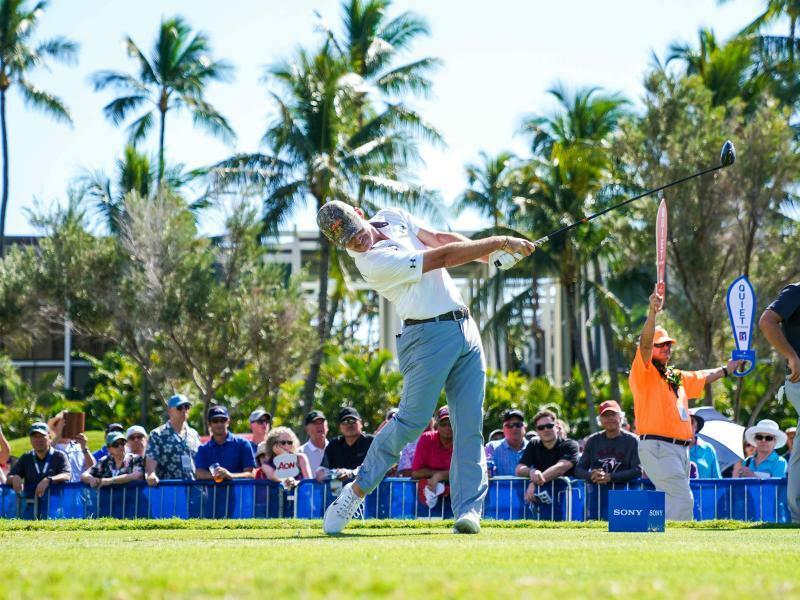 US-PGA-Tour - Honolulu - Foto: Glenn Yoza