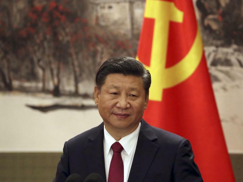 Xi Jinping - Foto: Die Weltgemeinschaft sollte daran festhalten, die koreanische Halbinsel von Atomwaffen zu befreien, sagte Xi Jinping. Foto:Ng Han Guan