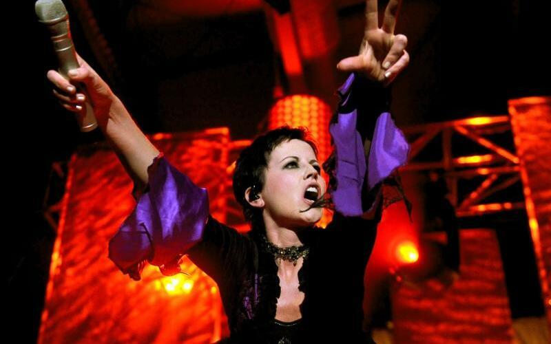 Dolores O'Riordan - Foto: Britta Pedersen