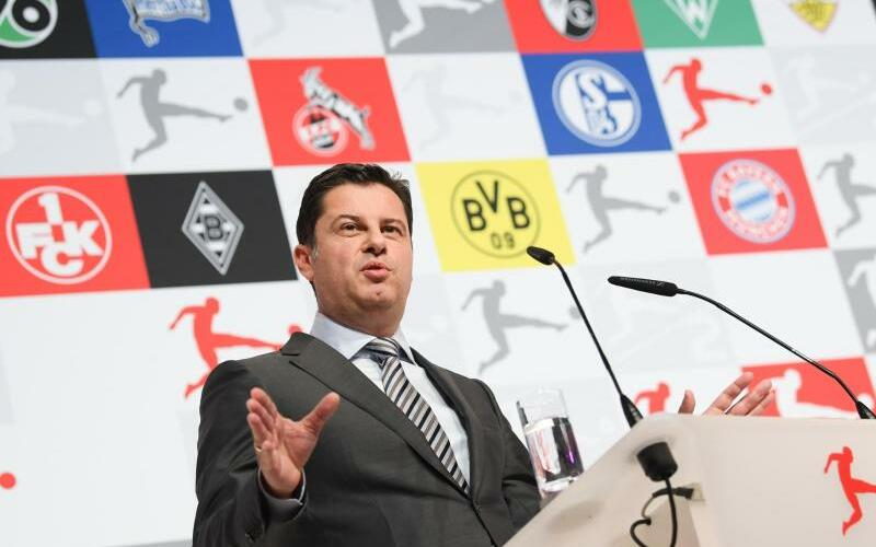 DFL-Geschäftsführer - Foto: Arne Dedert