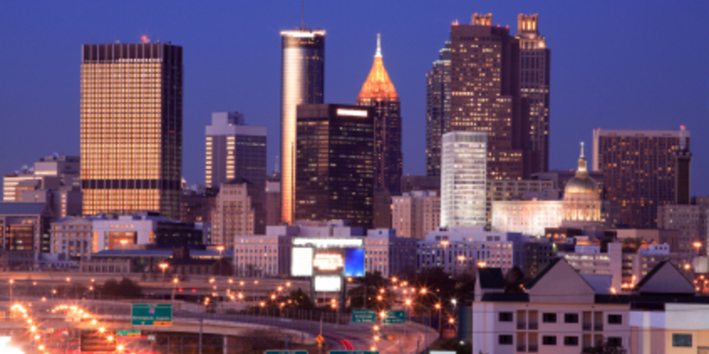 Atlanta,Georgia - Foto: iStockphoto.com / Veni