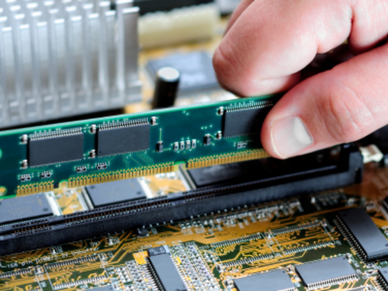 Random-Access Memory - Foto: iStockphoto.com / nazdravie