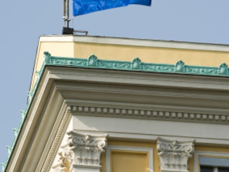 Flagge der Europäischen Union - Foto: iStockphoto.com / xyno