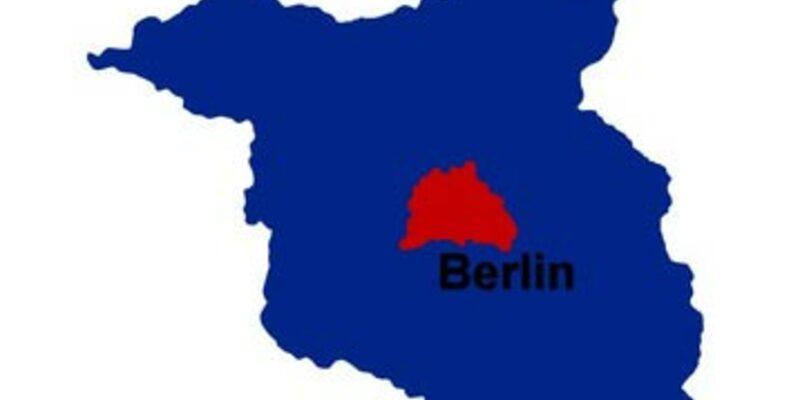 makierte Fläche von Berlin und Brandenburg - Foto: Fotolia.com / mrr