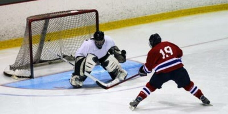 Eishockeyspieler - Foto: Fotolia.com / Joseph Gareri