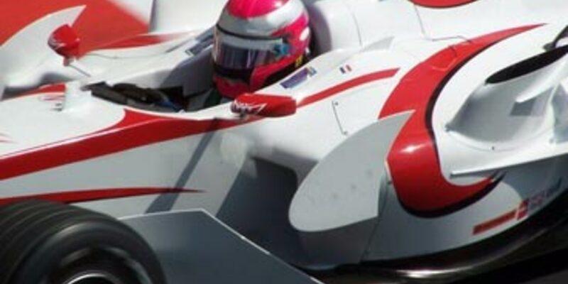 Formel1 Rennfahrer - Foto: Fotolia.com / cachou34