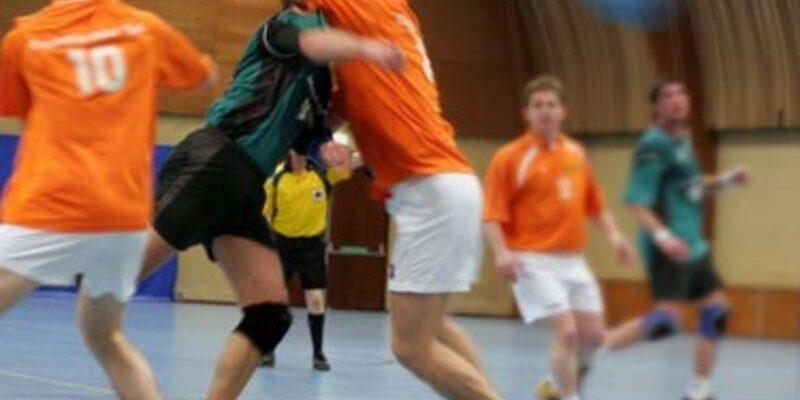 Handballspieler - Foto: Fotolia.com / Alexander