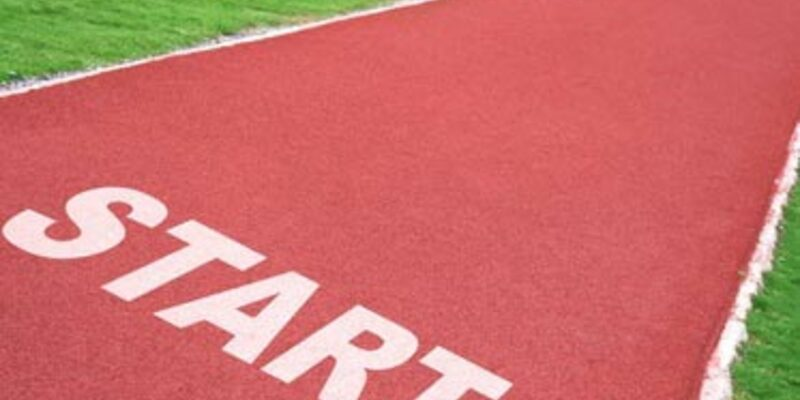 Leichtathletik Start - Foto: Fotolia.com / Emin Ozkan