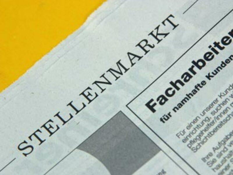Stellenmarkt - Foto: Fotolia.com / Klaus Eppele