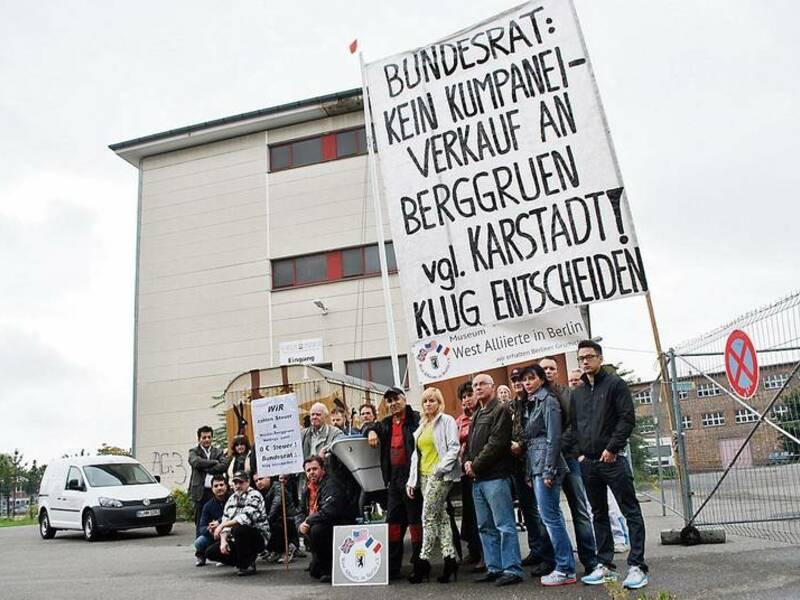 Die Kumpanei-Deals des Nicolas Berggruen... - Foto: Betroffene