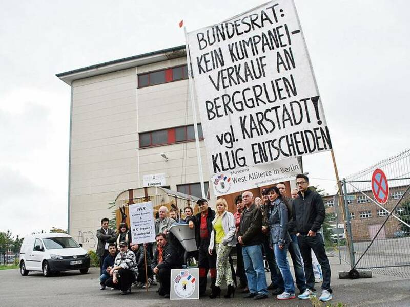 Nicolas Berggruen-Methoden mit unliebsamen Mietern...  - Foto: M.G.M.  PFAFF  BERLin