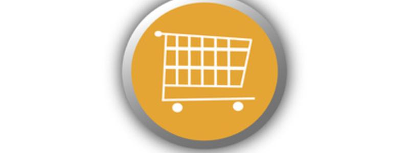 E-Commerce sorgt für einfaches Shoppen - Die Produkte einfach in den virtuellen Warenkorb legen und mit einem Mausklick bestellen und bezahlen - Foto: Windorias  / pixelio.de