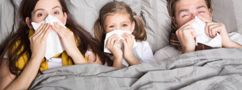 Vor einer Erkältung ist niemand sicher - Foto: © drubig-photo - Fotolia.com