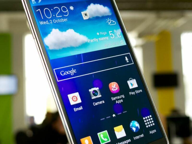 Das Samsung Galaxy Note 3 - Foto: flickr.com © Kärlis Dambräns (CC BY 2.0)
