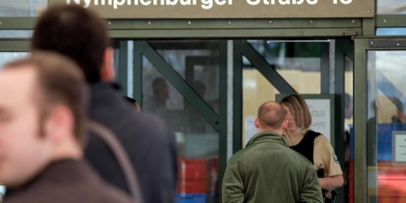 Eingang zum Strafjustizzentrum München - Foto: über dts Nachrichtenagentur