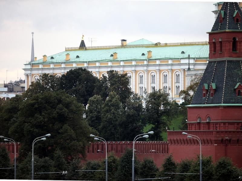 Mauer des Kreml in Moskau - Foto: über dts Nachrichtenagentur