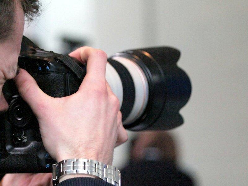 Fotograf - Foto: über dts Nachrichtenagentur