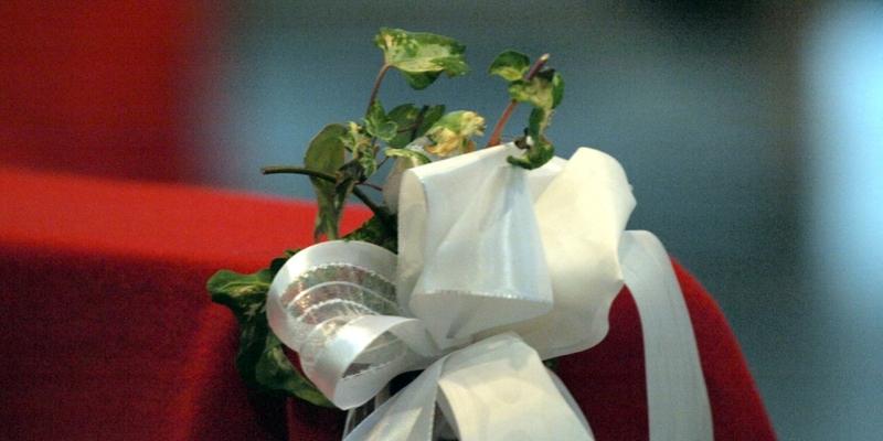 Schmuck bei einer Hochzeit - Foto: über dts Nachrichtenagentur