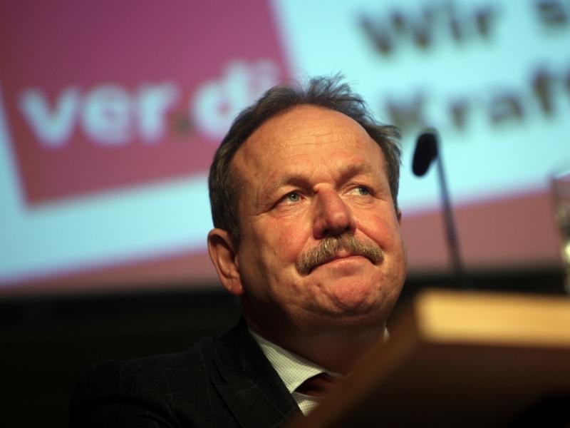 Frank Bsirske - Foto: über dts Nachrichtenagentur