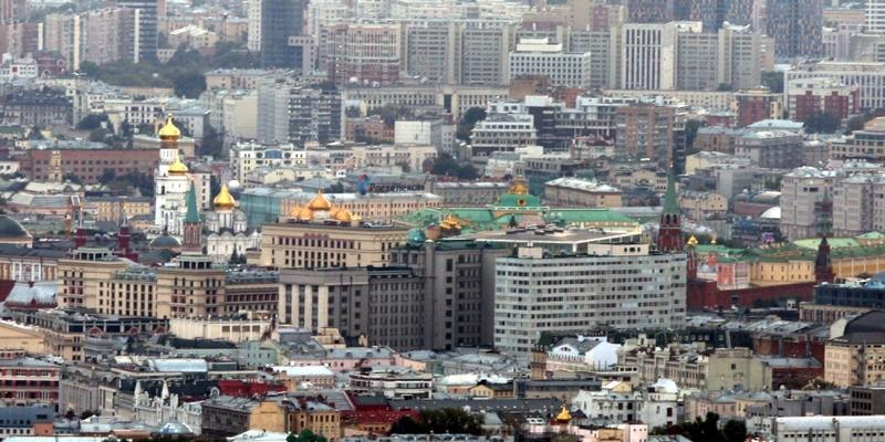 Blick über Moskau mit dem Kreml - Foto: über dts Nachrichtenagentur