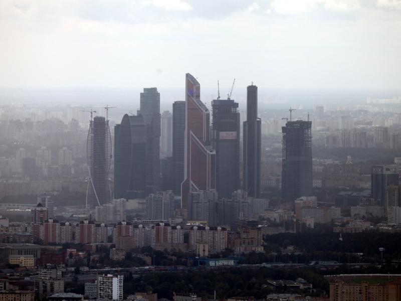 Finanzviertel von Moskau - Foto: über dts Nachrichtenagentur