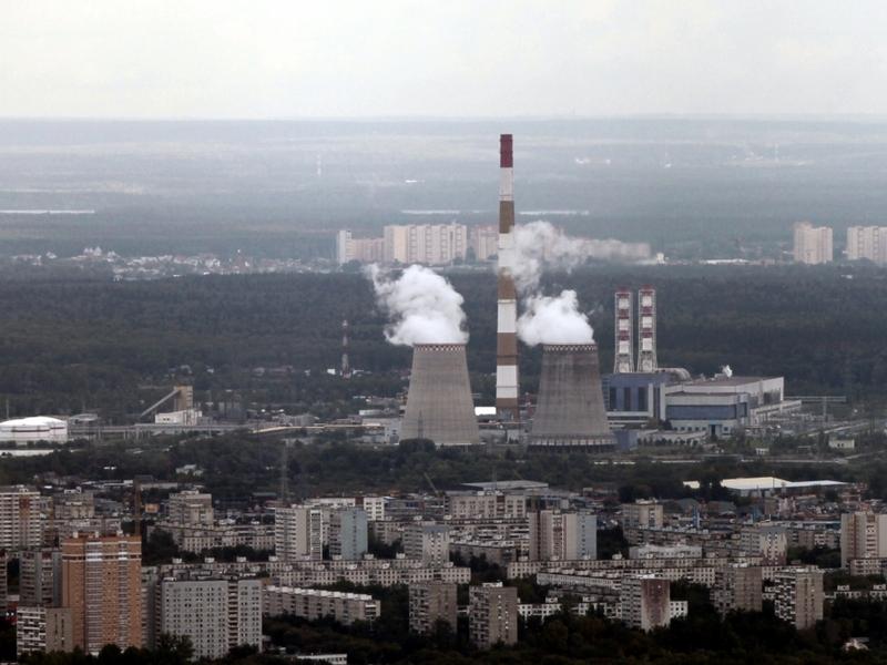 Heizkraftwerk bei Moskau - Foto: über dts Nachrichtenagentur