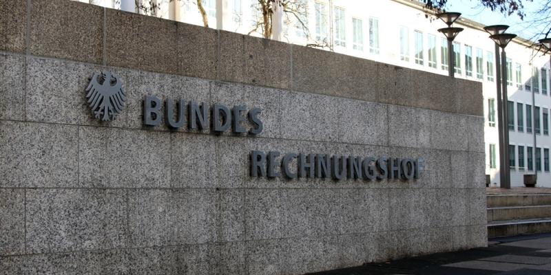Bundesrechnungshof - Foto: über dts Nachrichtenagentur