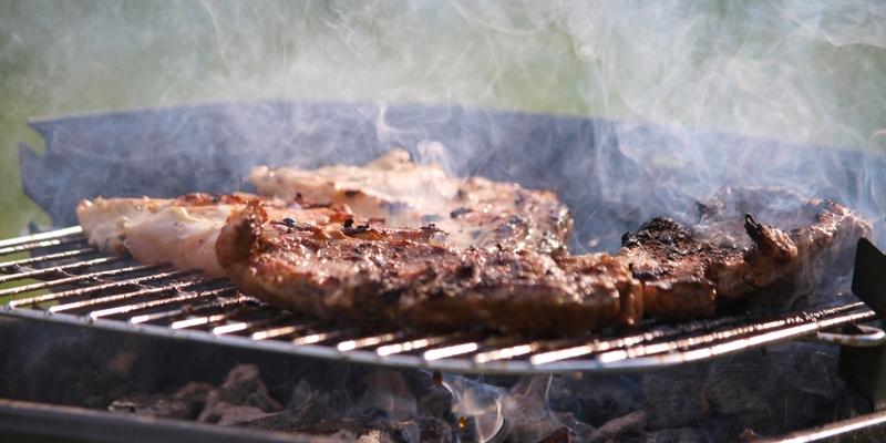 Steak auf einem Grill - Foto: über dts Nachrichtenagentur