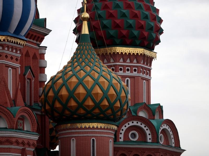 Basilius-Kathedrale in Moskau - Foto: über dts Nachrichtenagentur