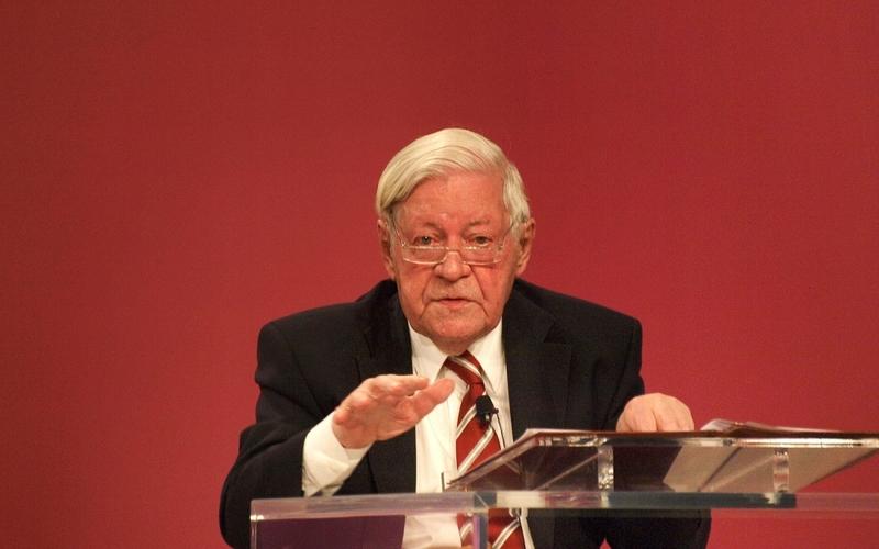 Helmut Schmidt - Foto: über dts Nachrichtenagentur
