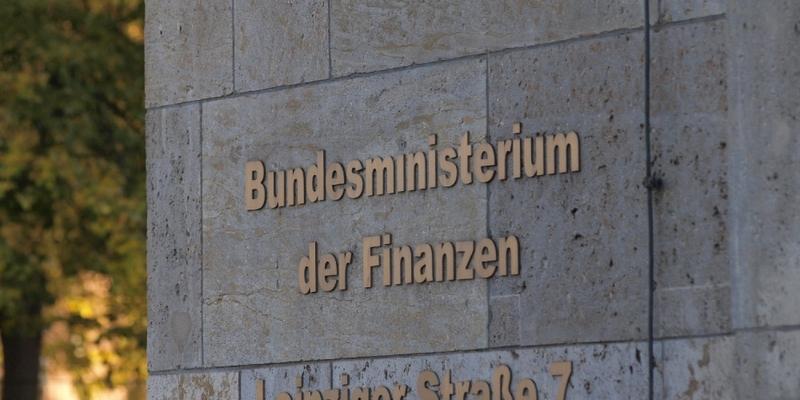 Bundesministerium der Finanzen - Foto: über dts Nachrichtenagentur