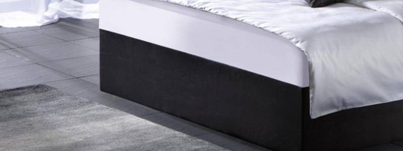 Abbildung 5: Durch mehrere Komponenten ist die Liegefläche des Boxspringbettes besonders hoch. - Foto: © aqua-comfort.net
