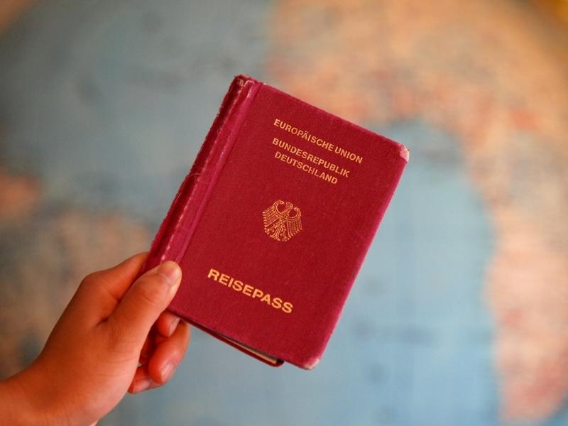 Reisepass - Foto: über dts Nachrichtenagentur