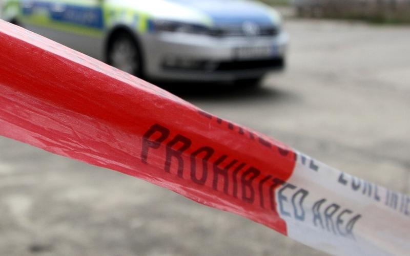 Absperrung der Polizei - Foto: über dts Nachrichtenagentur