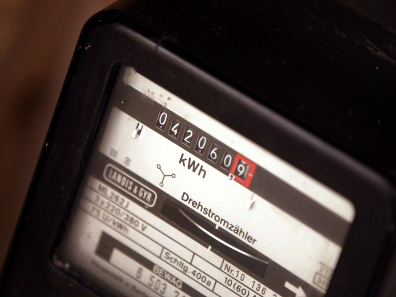 Stromzähler - Foto: über dts Nachrichtenagentur