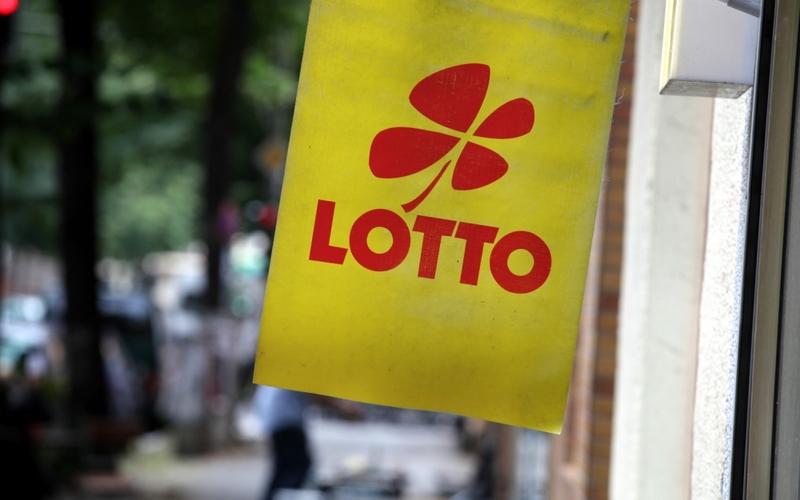 Lotto-Schild - Foto: über dts Nachrichtenagentur