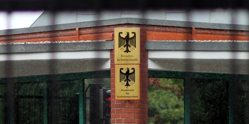Bundeskriminalamt (BKA) und Bundesamt für Verfassungsschutz - Foto: über dts Nachrichtenagentur