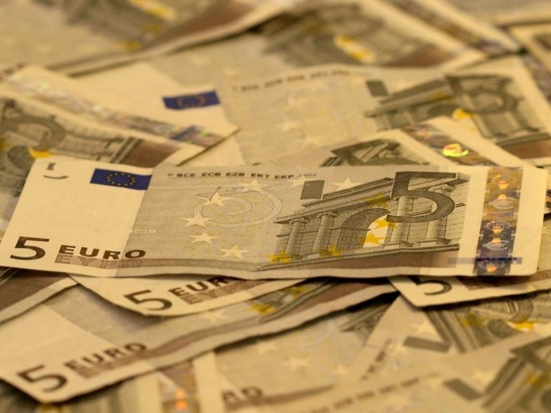 Euroscheine - Foto: über dts Nachrichtenagentur