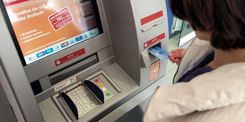 Geldautomat - Foto: über dts Nachrichtenagentur