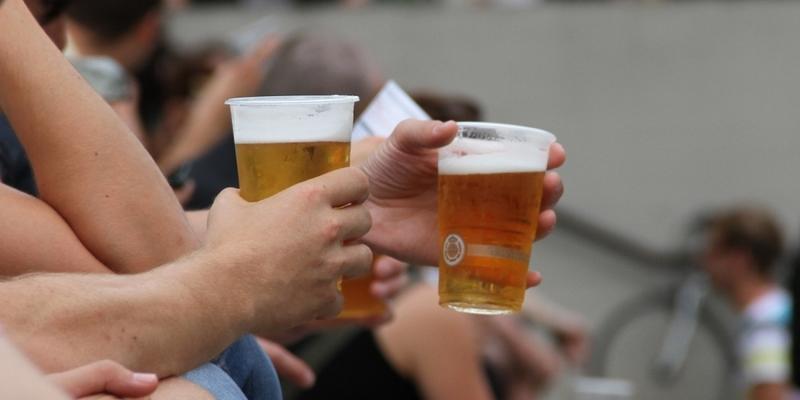 Biertrinker - Foto: über dts Nachrichtenagentur