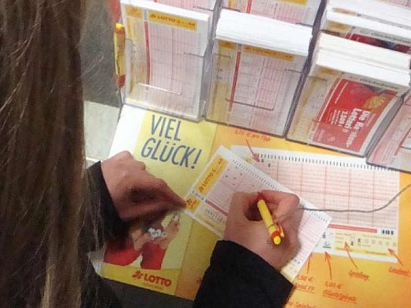 Lotto-Spielerin - Foto: über dts Nachrichtenagentur