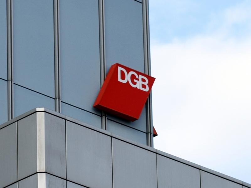 DGB-Logo - Foto: über dts Nachrichtenagentur