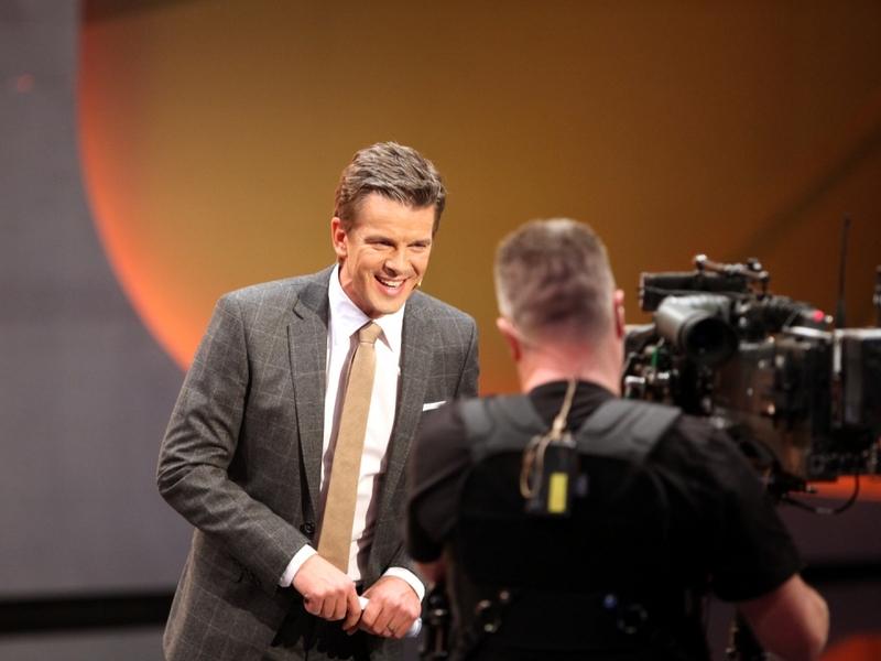 Markus Lanz in Wetten, dass..? - Foto: über dts Nachrichtenagentur