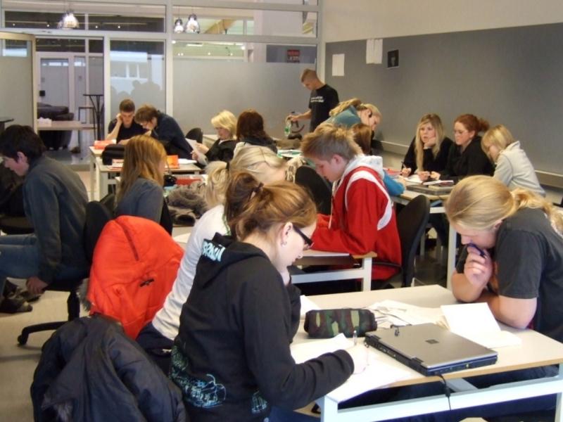 Schüler in Klassenraum - Foto: über dts Nachrichtenagentur