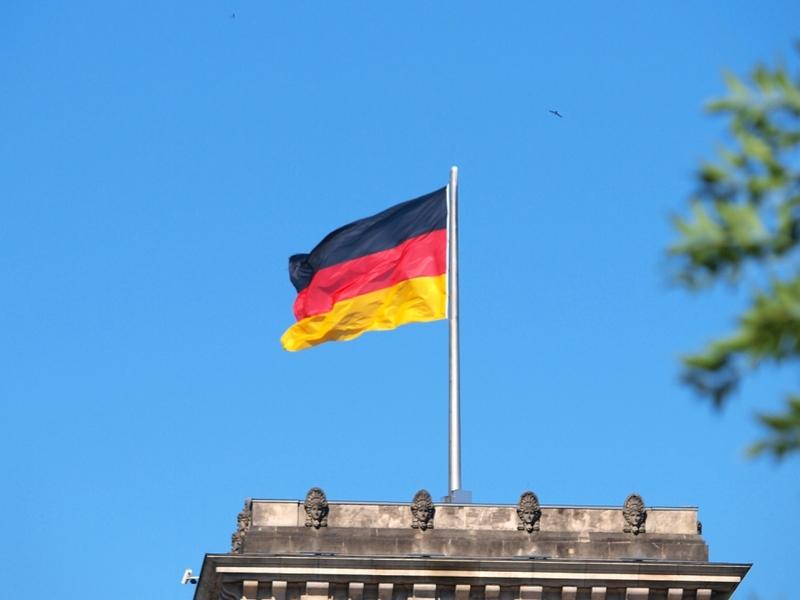 Deutschland-Fahne - Foto: über dts Nachrichtenagentur