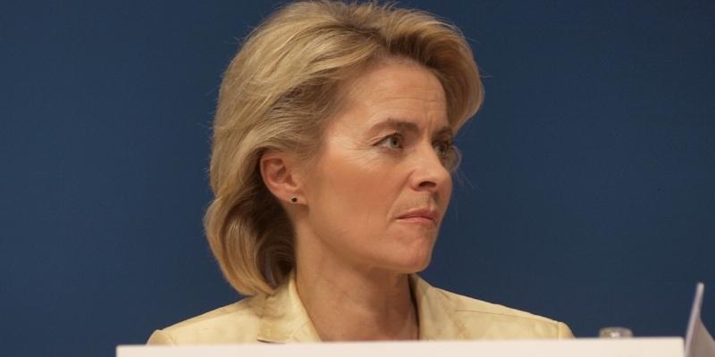 Ursula von der Leyen - Foto: über dts Nachrichtenagentur