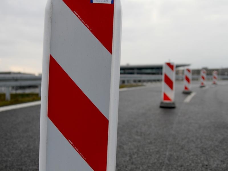Autobahn-Baustelle - Foto: über dts Nachrichtenagentur