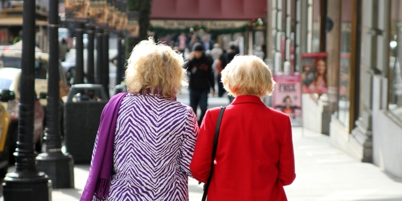 Wohlhabende Senioren - Foto: über dts Nachrichtenagentur