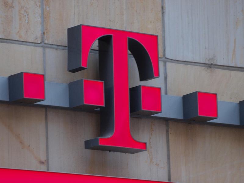 Telekom-Logo - Foto: über dts Nachrichtenagentur
